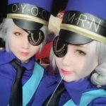 【コスプレ】ペルソナ5 双子看守 帽子 眼帯の作り方①【造形】