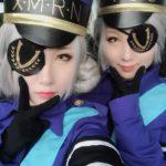 【コスプレ】ペルソナ5 双子看守 帽子 眼帯の作り方②【造形】