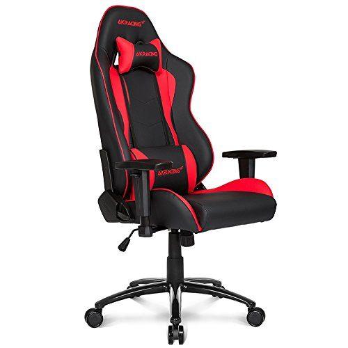 【作業用にオススメの椅子】ゲーミングチェア(AKARACING)デスクワークに最適【姿勢正しく作業しよう】